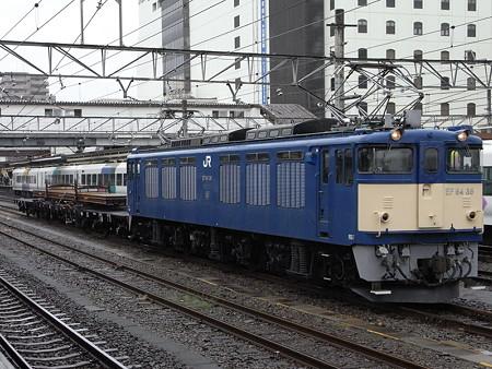 EF64-36+チキ(八王子駅)