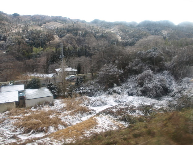 Photos: 吾妻線の車窓(群馬原町駅から郷原駅)