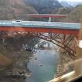 Photos: 吾妻線の車窓(川原湯温泉から長野原草津口)