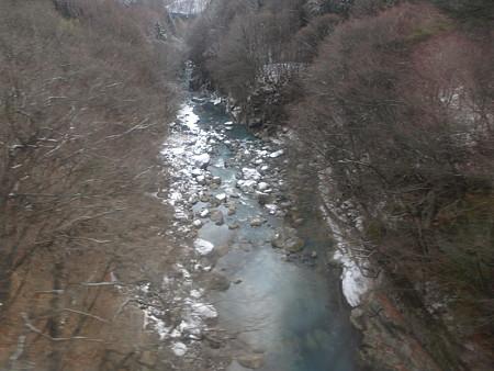 吾妻線の車窓(長野原草津口から袋倉)