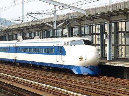 0系R61編成(新下関駅)