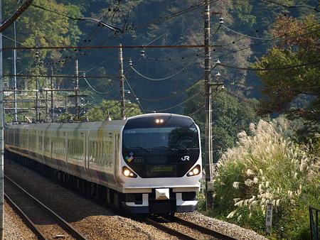 E257系中央本線