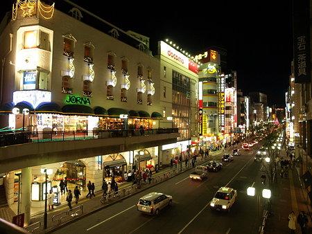 夜景2(町田ジョルナ界隈)