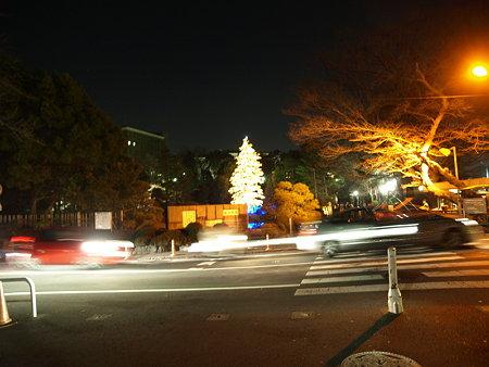 クリスマスツリー1(玉川学園)