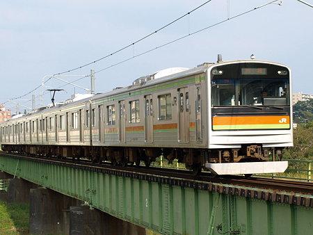 八高線205系