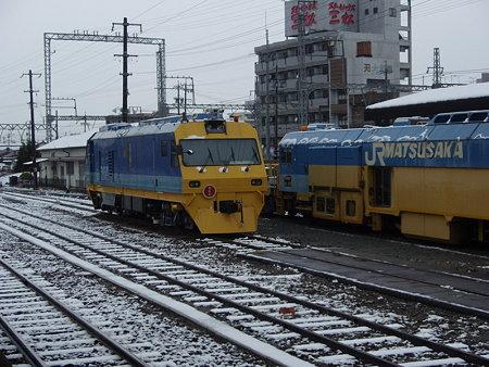 保線車両(松阪駅)