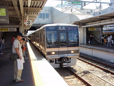 207系(尼崎駅)