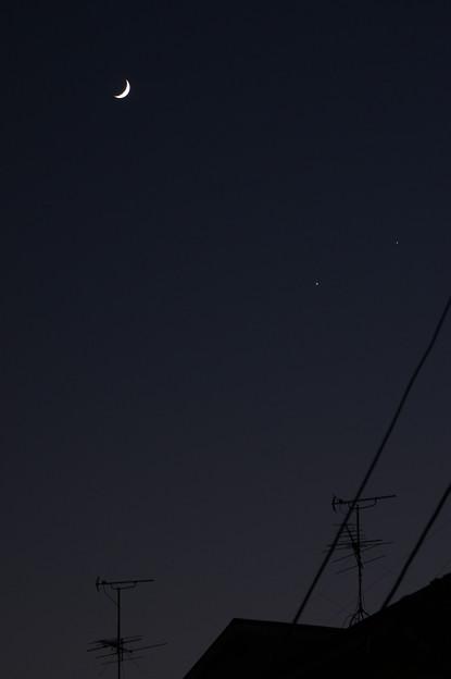 夜空のブランコ 002