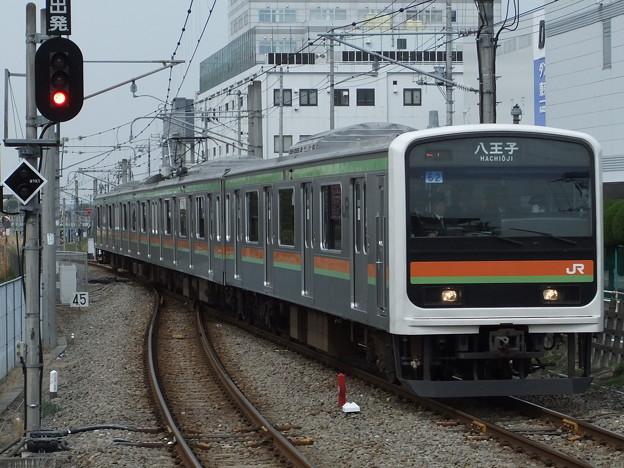 八高・川越線209系3000番台 ハエ62編成