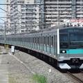 Photos: 常磐緩行線E233系2000番台 マト9編成
