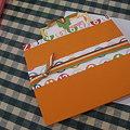 写真: 手作りカード
