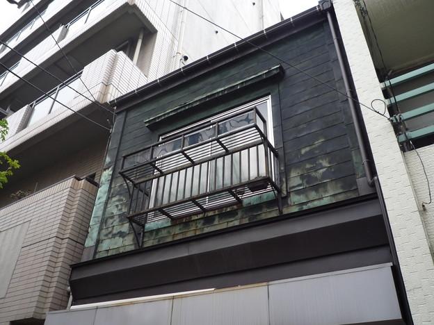 浅草橋五丁目忍岡高校近く