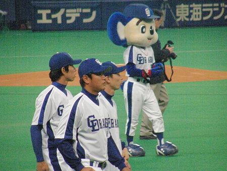089 岩崎とハムと柳田かな?