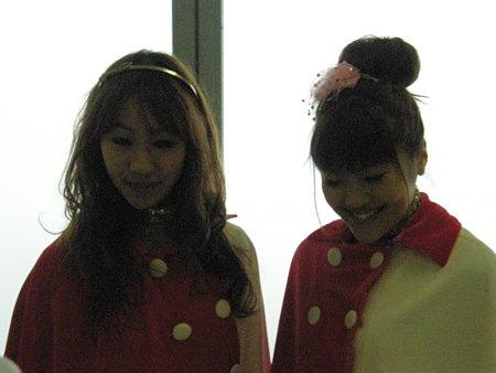 009 小さい子供に笑顔(*´ω`*)