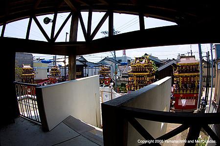 飯田燈籠山祭り2008 その4