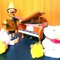写真: 小さなコンサート♪