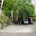 雄瀧弁天堂入口