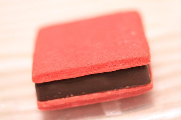 GODIVA SABLES CHOCOLAT(ゴディバ サブレ ショコラ)ラズベリー&ダークチョコレート