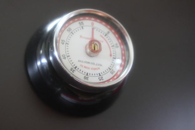 ダルトン キッチンタイマー(プロ ソフトン-A使用)