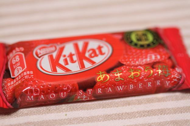 Nestle KitKat 九州限定 あまおう苺 1