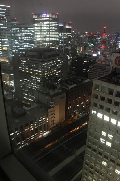 窓からの夜景4 4月30日