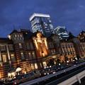 Photos: 東京駅 夜景 1 5月1日