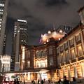 Photos: 東京駅 夜景 3 5月1日