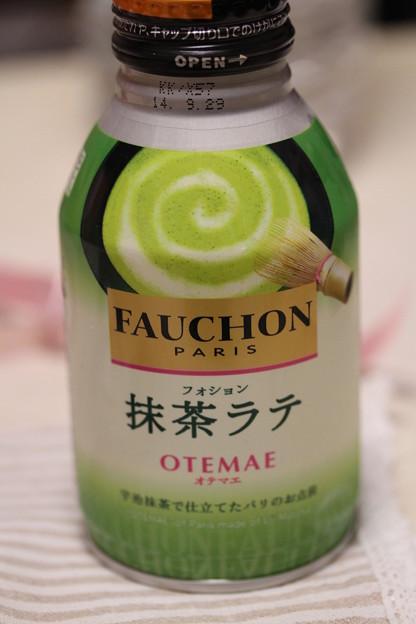 FAUCHON フォション 抹茶ラテ OTEMAE オテマエ