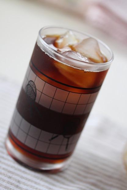 Tully's Black III(タリーズ ブラック 3)アイスコーヒー