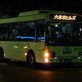 写真: 日野・レインボーII(ワンステ車)