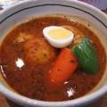 写真: スープカレー 岡山-らっきょ