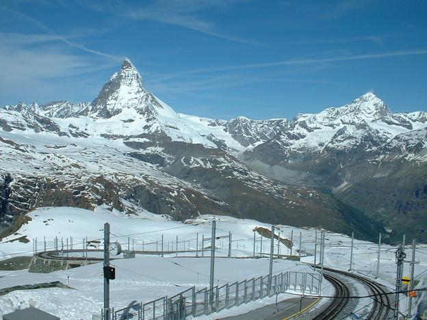 ゴルナーグラート登山鉄道