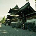 写真: 11阿蘇神社参道