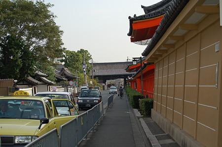 蓮華王院 南門