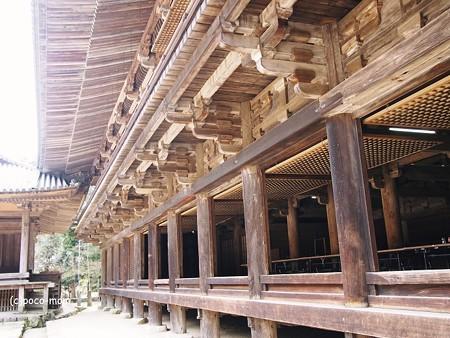 円教寺 食堂2014年04月12日_P4120166