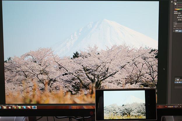 Xperia Z Ultra -AdobeRGB-