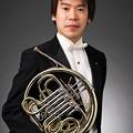 写真: 福川伸陽 ふくかわのぶあき ホルン奏者 Nobuaki Fukukawa