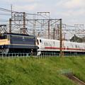 Photos: 2014年5月23日 EF65-1107+キヤE193系