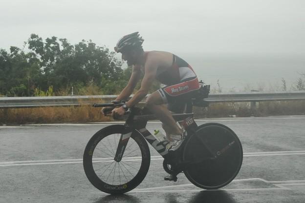 写真: 140608 IM Cairns_Bike03