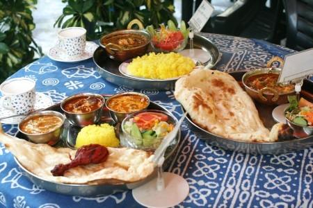 インドカレーレストラン