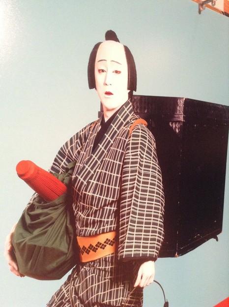 艪清の夢  清吉(市川染五郎)