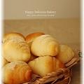 Photos: 塩無しパン4