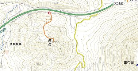 飛岳MAP