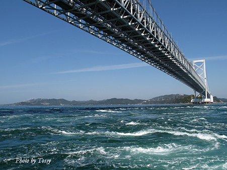 渦をまたぐ橋