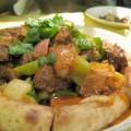 写真: 新疆料理