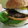 写真: CITY BURGER 55RMB