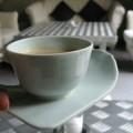 写真: 食後のコーヒー