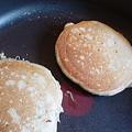 写真: 蕎麦パンケーキ