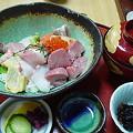 Photos: 部原の浜のおまかせ海鮮丼