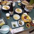 写真: 夕飯